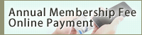 Annual Membership Fee: Online Payment